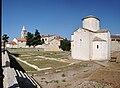 Heilig Kreuz Kirche in Nin, Kroatien 2.jpg