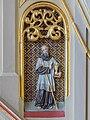 Heilige Franz Sales Relief Kanzel Pfarrkirche St. Ulrich in Gröden.jpg