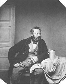 Heinrich Bürkel German artist