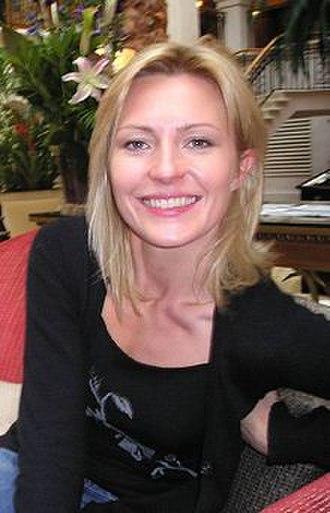 Helen Grace - Image: Helen in 2003