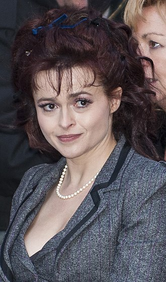Corpse Bride - Helena Bonham Carter voices the title character.