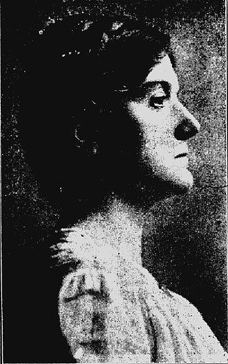 Helen Zelezny-Scholz - Zelezny in 1913