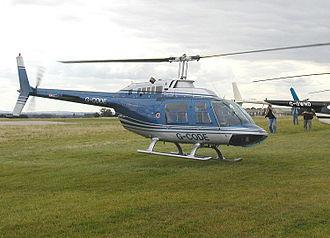 Bell Helicopter - Bell 206B JetRanger III