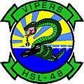 Helicopter Anti-Submarine Squadron 48 (light) (United States Navy - insignia).jpg