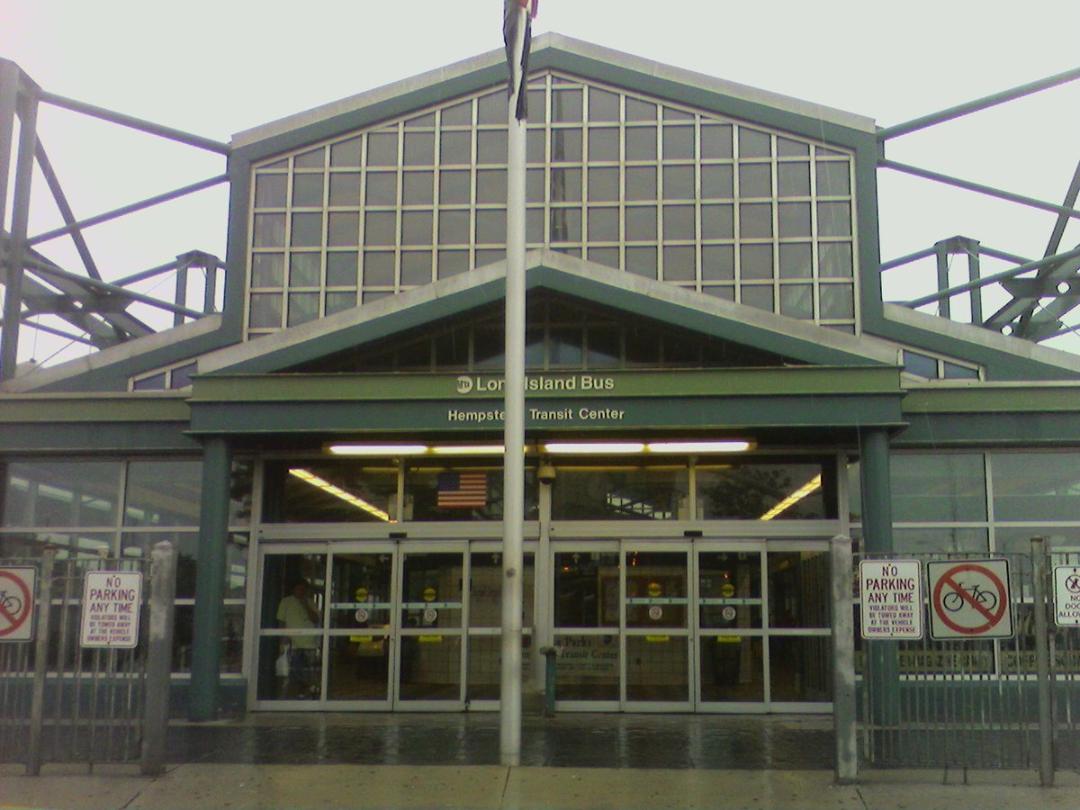 Rosa parks hempstead transit center wikipedia - Centre commercial rosa parks ...