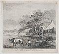 Herdsman and Bull, after Ruisdael MET DP874444.jpg