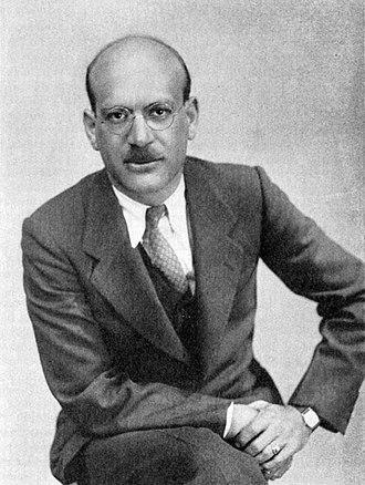 Herman Shumlin - Herman Shumlin in 1931
