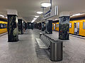 Hermannstraße U-Bahnhof Großstadtdschunge 2015-02-27 cc by denis apel 14.JPG