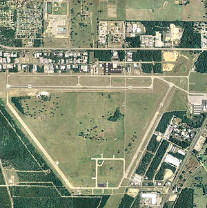 Brooksville–Tampa Bay Regional Airport - 2006 USGS airphoto