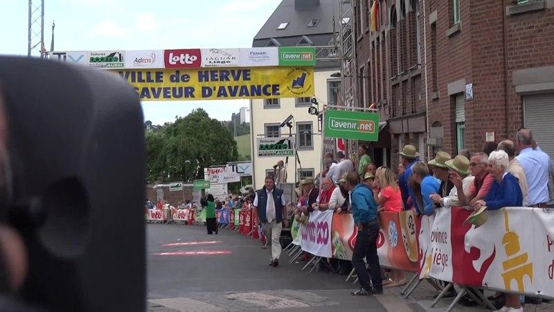 File:Herve - Flèche ardennaise, 22 juin 2014 (E53C).ogv