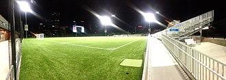Highmark Stadium - Image: Hghmark Stadium Trib Gate