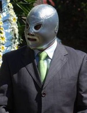 Leyenda de Plata - El Hijo del Santo, 1999 tournament winner and son of the man the tournament was in honor of