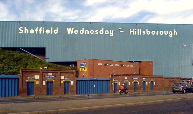 Hillsborough Football Ground Rooms For Hire
