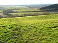Hillside above Watlington - geograph.org.uk - 756059.jpg