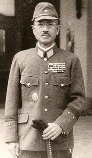 Hisakazu Tanaka Japanese general