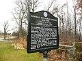 Historical marker Ely Parker, Indian Falls NY.JPG