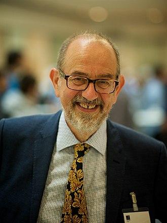 Nigel Hitchin - Hitchin in 2016