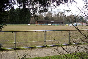Hoddesdon Town F.C. - Lowfield