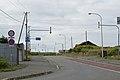 Hokkaido prefectural road Route106(Wakkanai-Teshio line) in Bakkaimura-Bakkai, Wakkanai.jpg