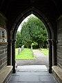Holl Seintiau - Church of All Saints, Llangorwen, Tirymynach, Ceredigion, Wales 67.jpg
