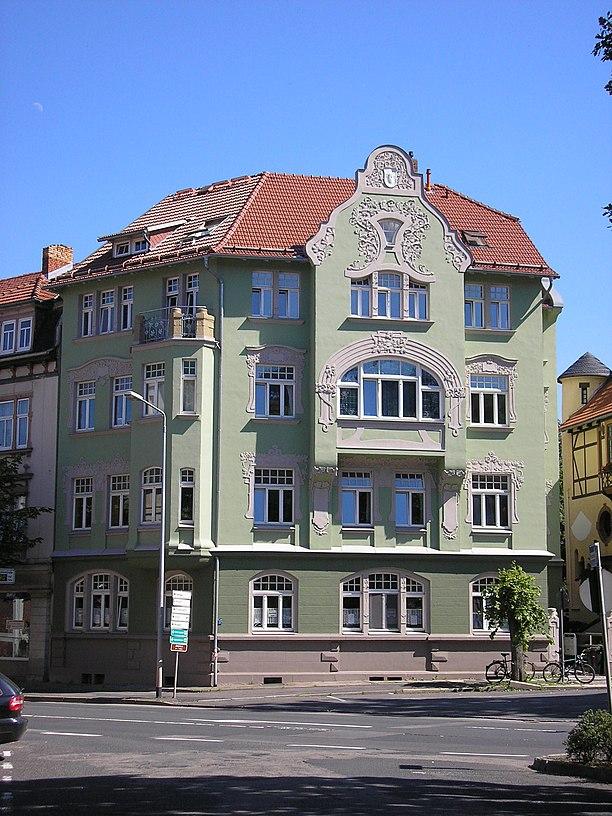 Homburger Platz 1 Ilmenau