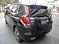 Honda FIT HYBRID・F Comfort Edition (DAA-GP5) rear.jpg