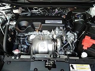 Honda N engine Japanese automotive diesel engines