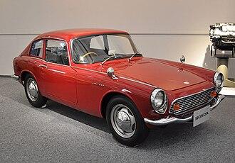 Honda S600 - Image: Honda S600 Coupe