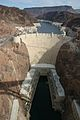 Hoover Dam - 2010-12-10 - View from bridge.jpg