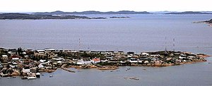 Hopedale, Newfoundland and Labrador - Hopedale