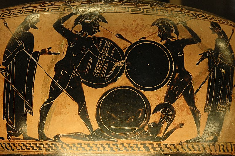 File:Hoplites fight Louvre E735.jpg