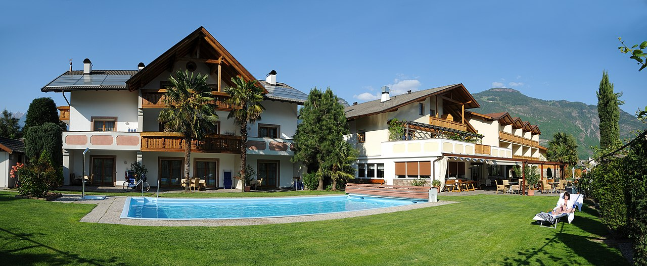 Hotel Lana  Stelle
