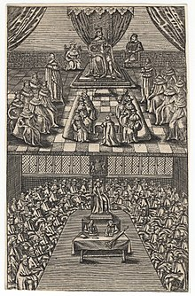 House of Lords and House of Commons during King Charles I's reign, circa 1640-1642 from NPG.jpg