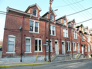 Perry South (Pittsburgh) - Image: Housesat 838 862Brightridge Street