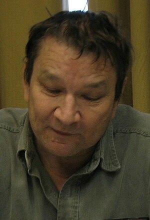Howard Waldrop - Howard Waldrop at ConQuesT 38 (2007), Kansas City, MO