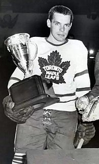 Howie Meeker Canadian politician, formerly ice hockey player
