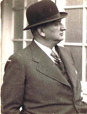 Hugo Meisl - Image: Hugo Meisl
