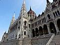 Hungarian Parliament, Danube side detail, Budapest (396) (13227713984).jpg