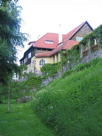 Eliel Saarinen - Image: Hvitträsk 1