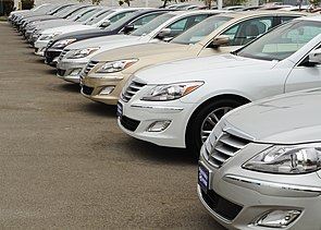 Hyundai Genesis википедия