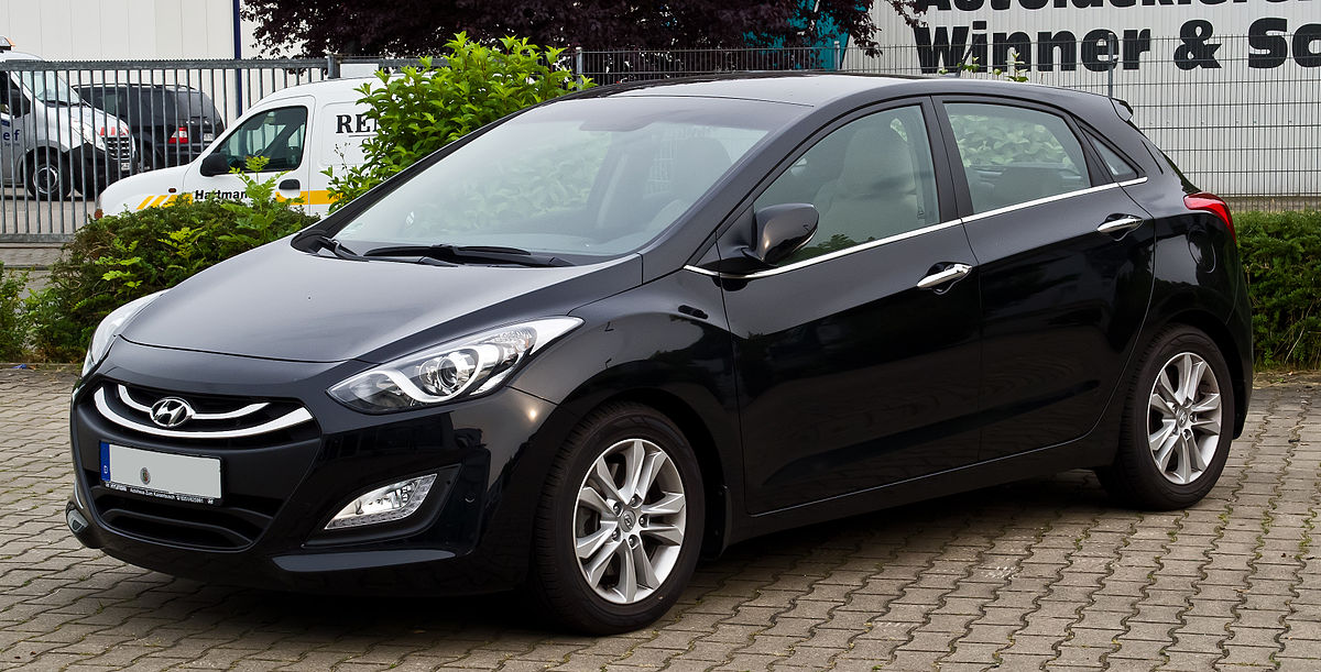 Hyundai I30 Gd Wikipedia