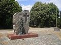 I. és II. világháborús emlékmű (Németh Mihály), Sitke.jpg