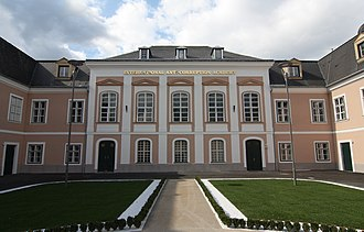 International Anti-Corruption Academy - Campus in Laxenburg