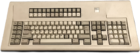 122-key keyboard