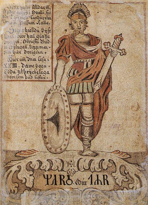 Germanic Paganism Religionwiki Fandom Powered By Wikia - HD1000×1389