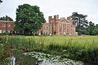 William Bruce Ellis Ranken - Warbrook House in Hampshire