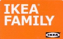 IKEA - Wikipedia Ikea Family Member on modell's family, saudi arabia family, walmart family, disney family, unhappy family, muslim family, gucci family, ideal family, facebook family, middle eastern family, mcdonald's family, google family, sweden family, bj's wholesale family, camping with your family, macy's family, shopping family, at&t family, historic family, caucasian family,