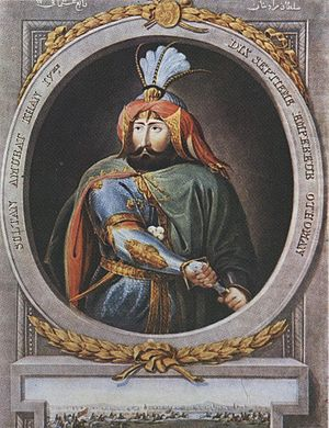Murad IV - Murad IV dressed in full armour
