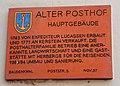 Ibbenbueren Alter Posthof Plaque.jpg