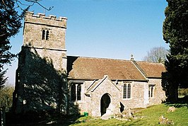 Ibberton, parish church of St. Eustace - geograph.org.uk - 513832.jpg